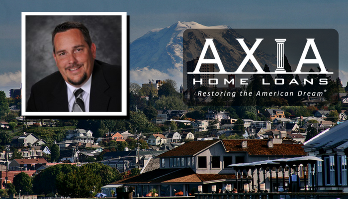 Axia Home Loans Opens Doors in Tacoma
