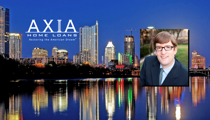 Axia Arrives in Austin
