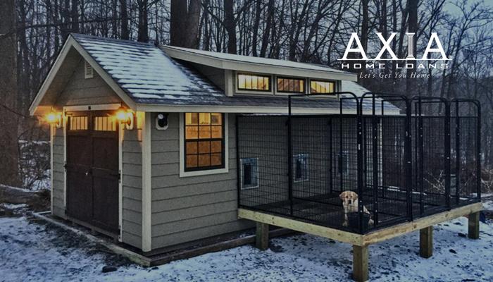 Loans for Dog Homes!