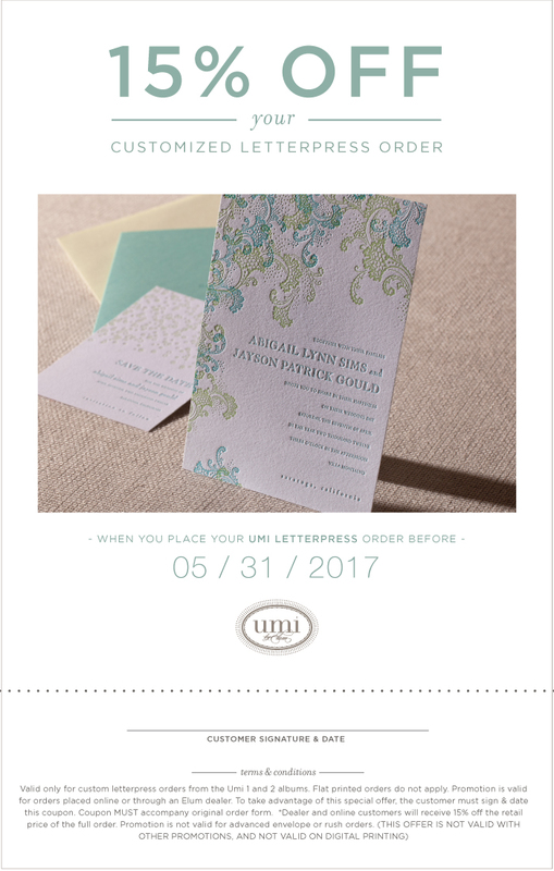 15% off Umi Orders