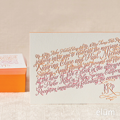 Inkwell Invitation