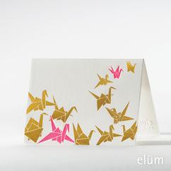 Origami Flock