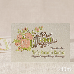 Parfume Reception Card