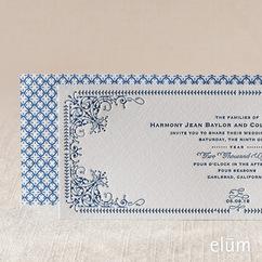Creamery Invitation