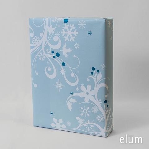 Holiday Garland (Blue) - 10 Sheets