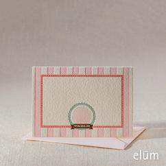 Sweet Shoppe Escort Card