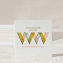Melange Message Card
