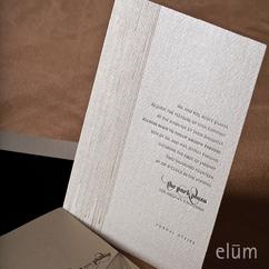 Luxe Invitation