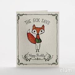 Fox Says
