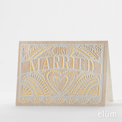 Marriage Papel