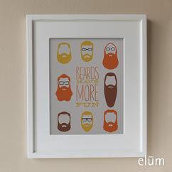 Beards Have More Fun