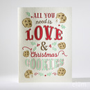 Love & Christmas Cookies