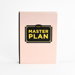 Umi Master Plan Hardcover Sticky Notes