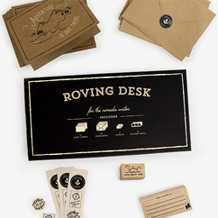 Roving Desk Stationery Kit