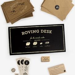 Roving Desk Stationery Kit