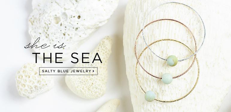 Salty Blue Jewelry