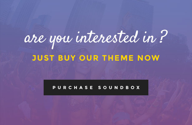 SoundBox | Easy Digital Downloads Responsive WordPress Theme