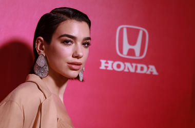 Dua Lipa attends Billboard 2018 Women in Music at Pier 36