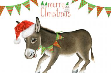 dominick the donkey end online 1065 the end - Dominick The Italian Christmas Donkey Song
