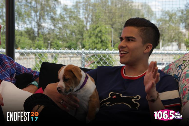 Alex Aiono EndFest2017 Interview Sacramento