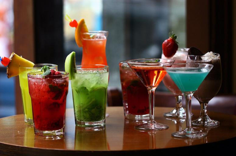 Manly drinks