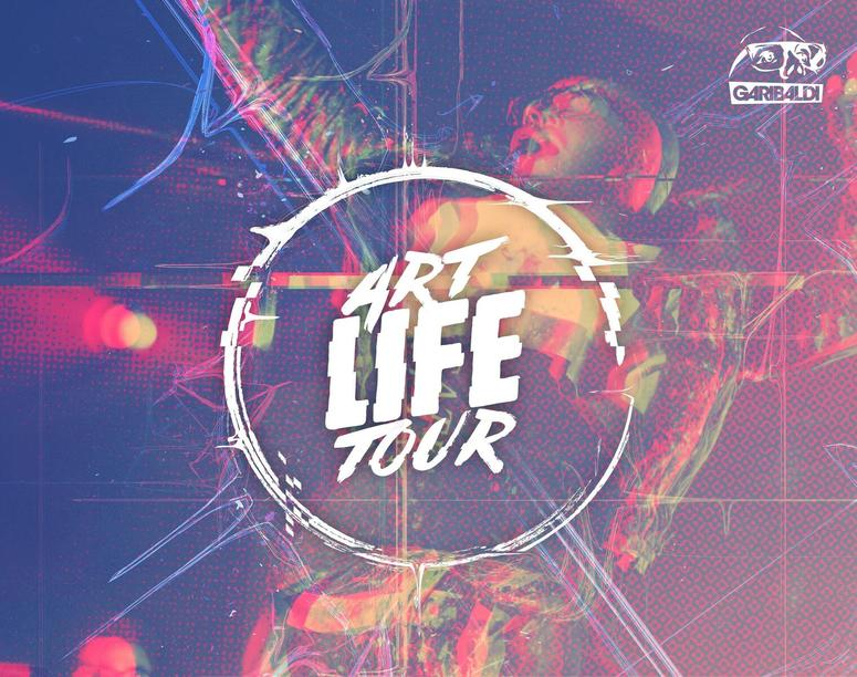 David Garibaldi - Art Life Tour | End Online || 106.5 The End