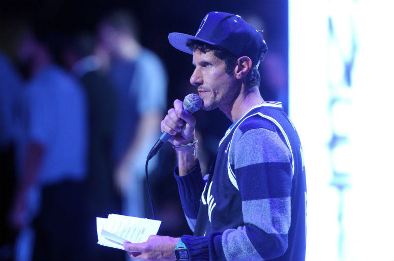 Mike D of Beastie Boys