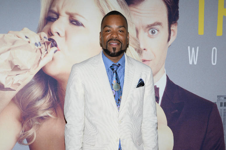 """Cliff """"Method Man"""" Smith attends the 'Trainwreck' New York Premiere."""