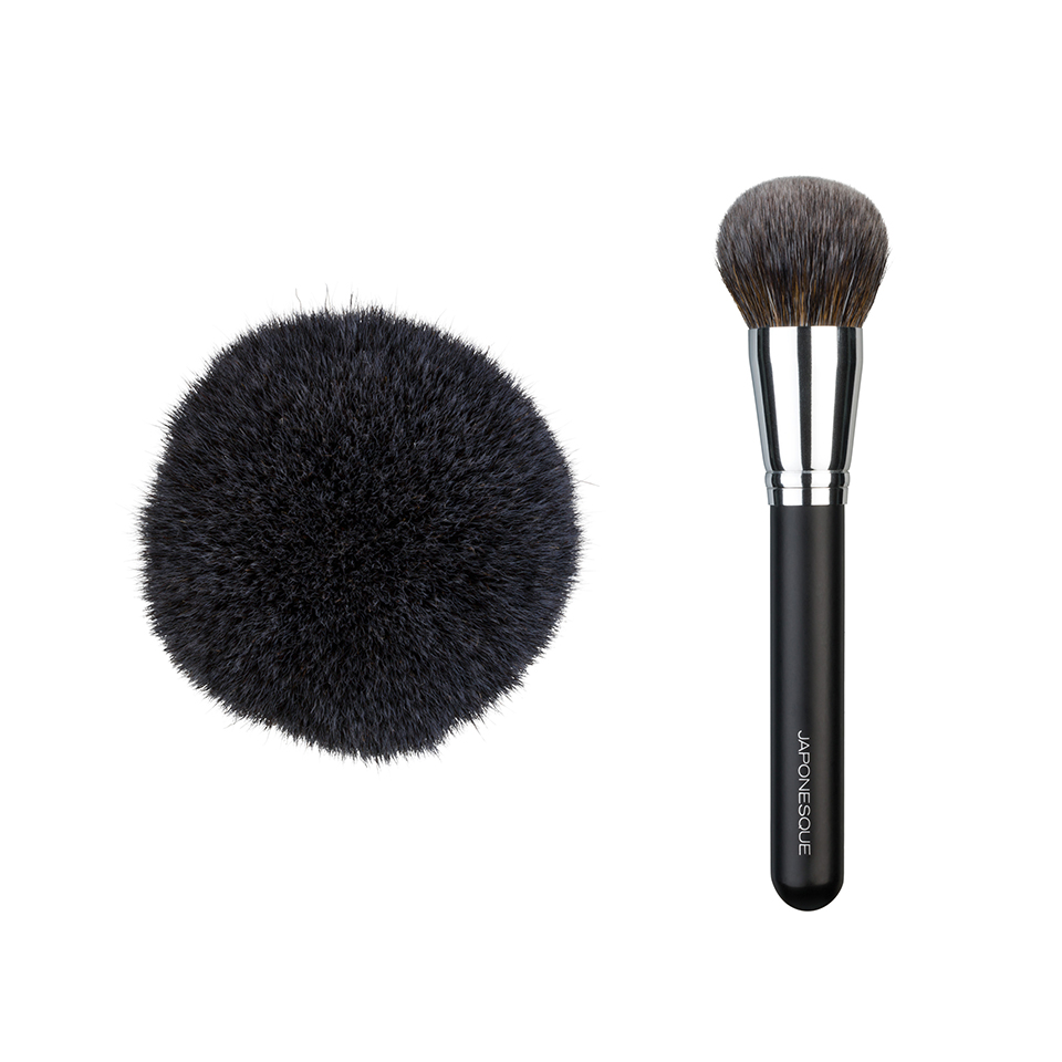 Domed-Powder-Brush-Shape