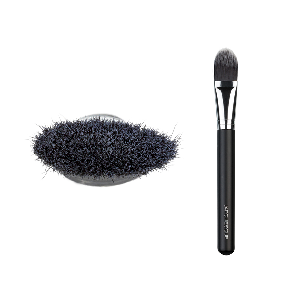 Rounded-Foundation-Brush-Shape