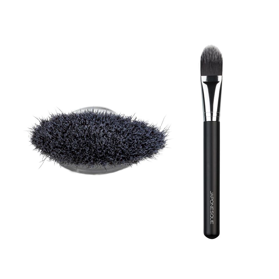 Rounded-Foundation-Brush-Shape