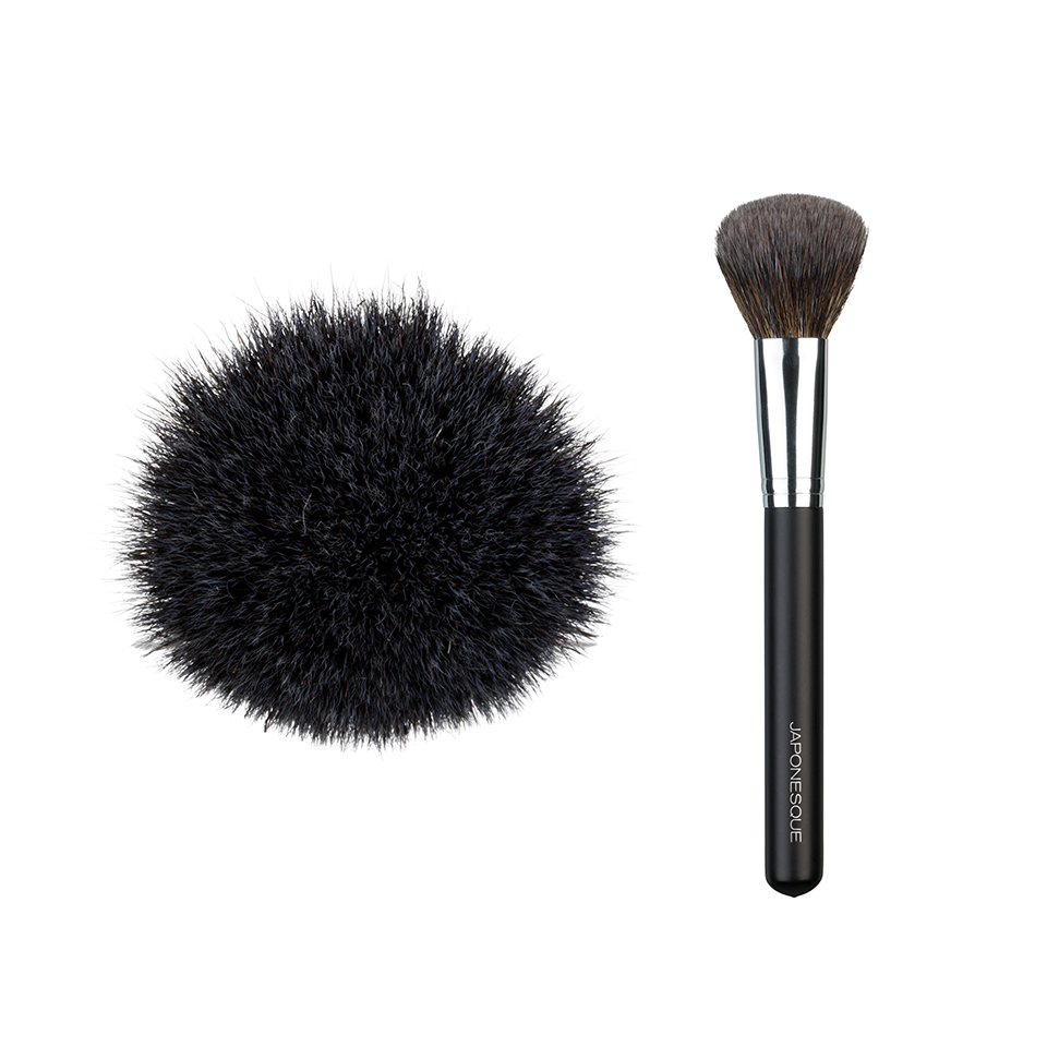 Slanted-Powder-Brush-Shape