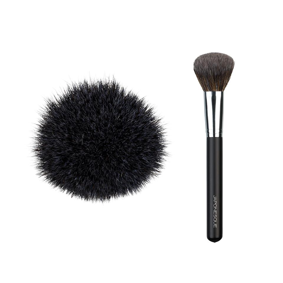 Slanted-Powder-Brush-Shape