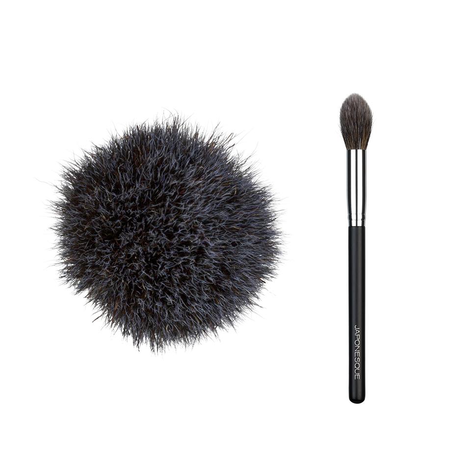 Tapered-Powder-Brush-Shape
