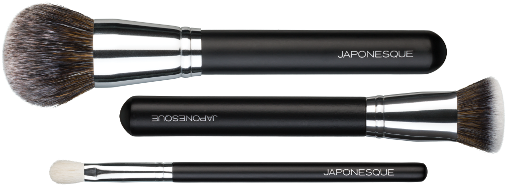 Japonesque Brush Features