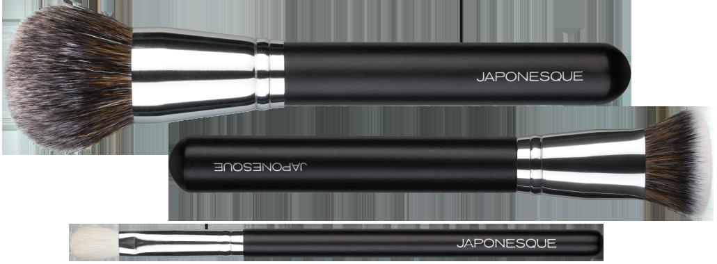 Japonesque Brush Features