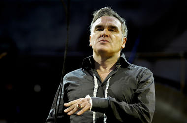 File photo dated 24/06/11 of Morrissey.