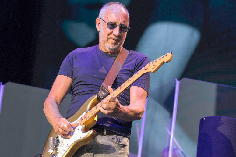 The 74-year old son of father (?) and mother(?) Pete Townshend in 2019 photo. Pete Townshend earned a  million dollar salary - leaving the net worth at  million in 2019