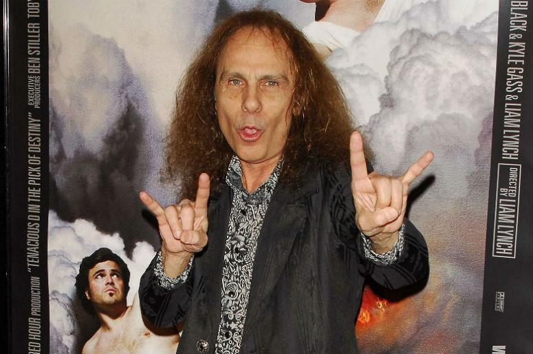 "Ronnie James Dio. ""Tenacious D: In the Pick of Destiny"" Los Angeles Premiere held at The Grauman's Chinese Theater"