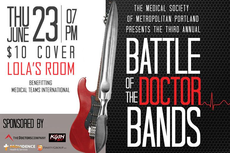 Battle of the Doctor Bands