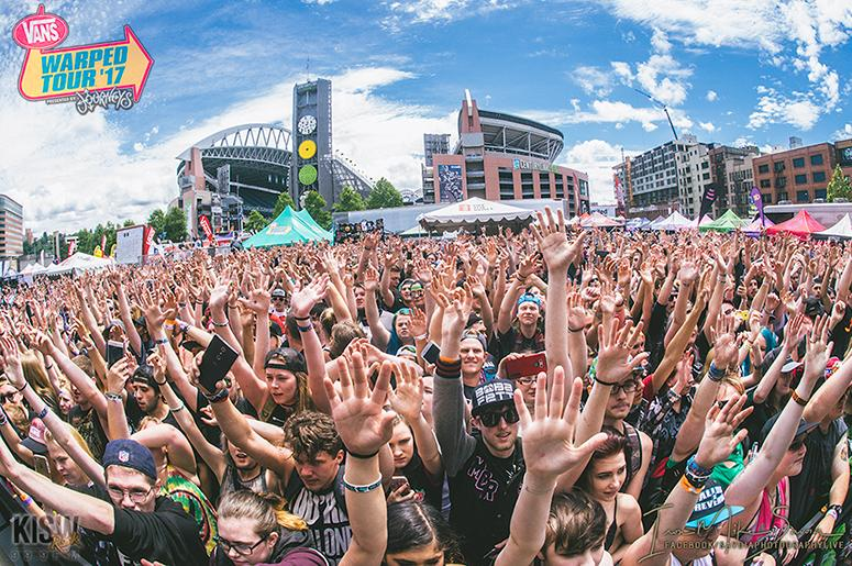 ec51dd7a72 Warped Tour Gets An Attitude in 2017