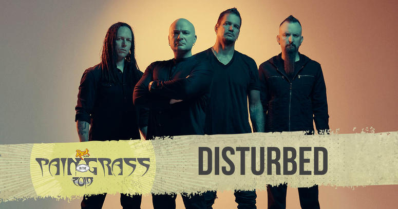 Disturbed plays Pain in the Grass 2019