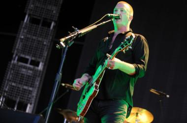 Singer Josh Homme of Queens of the Stone Age