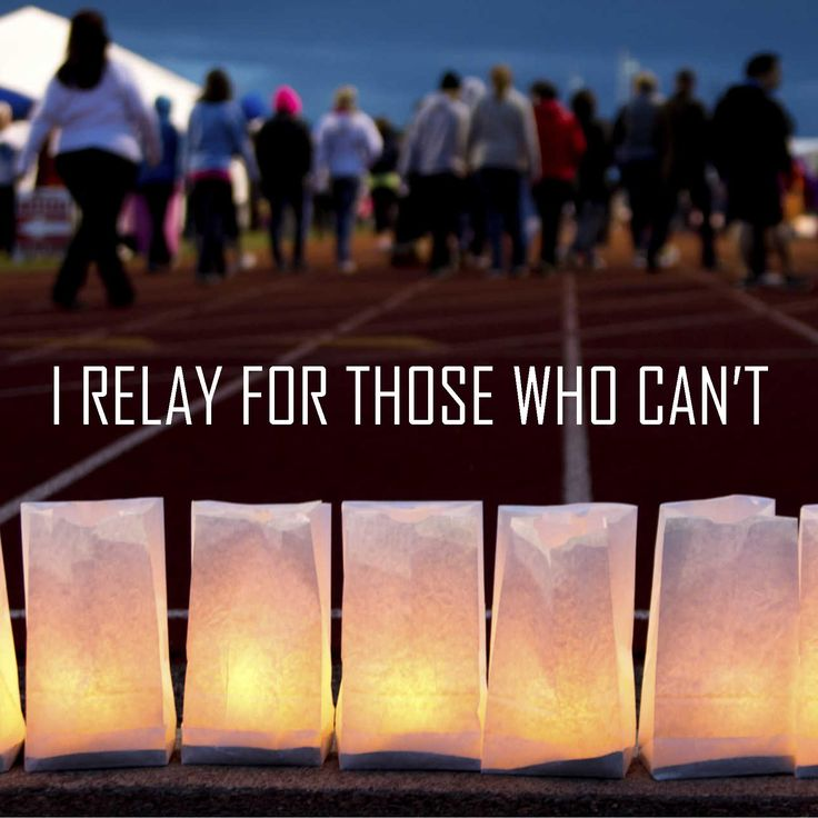 Relay For Life Walk To Fight Cancer This Weekend 6060 The Sound Delectable Relay For Life Quotes