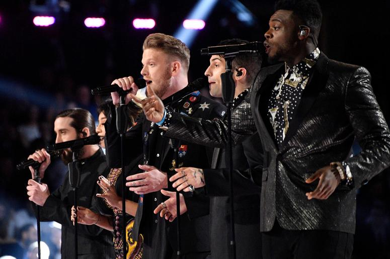 Pentatonix at the Grammy Awards