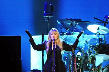 Stevie Nicks and Fleetwood Mac