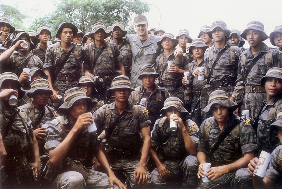 Anastasio Somoza Portocarrero, Somoza, FSLN, Revolución Popular Sandinista, EEBI