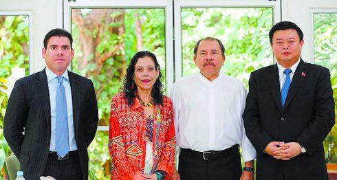 Ortega, Daniel Ortega, Laureano Ortega