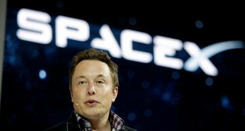 Elon Musk, fundador de SpaceX. AP/Jae C. Hong