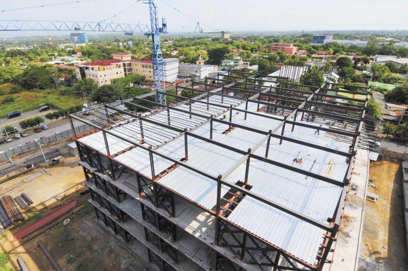 Construcción, Nicaragua